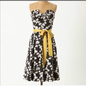 Anthropologie elephant dress